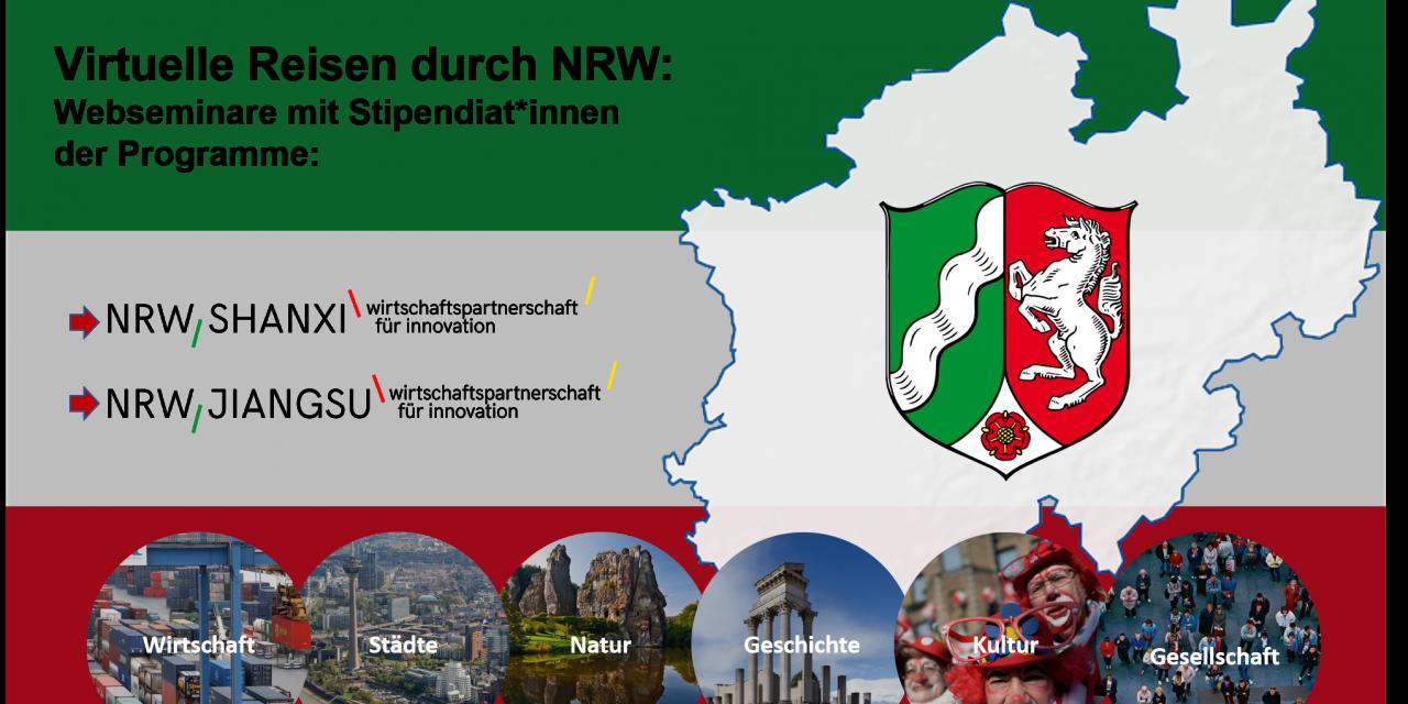NRW digital kennenlernen